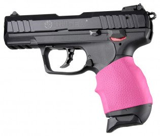 HOGUE HANDALL JR. SMALL SIZE GRIP SLEEVE PINK