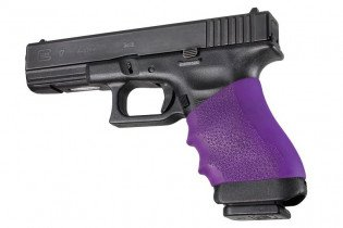 HOGUE HANDALL FULL SIZE GRIP SLEEVE PURPLE