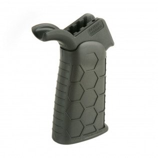 HEXMAG ADVANCED TACTICAL GRIP BLACK